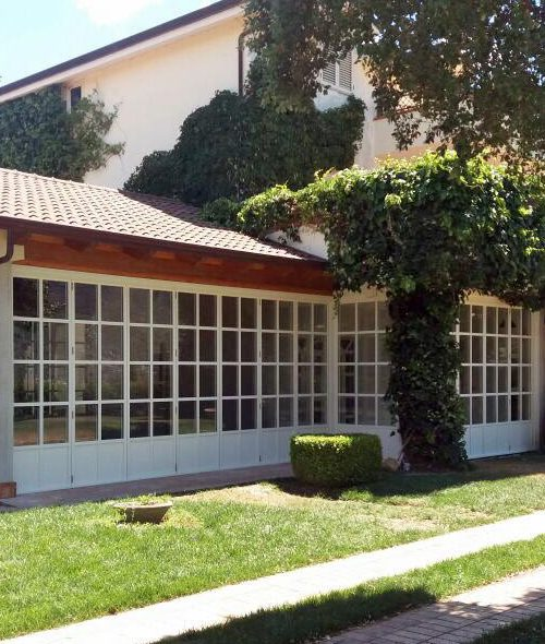 Cover image of Villa Salerno with the main facade