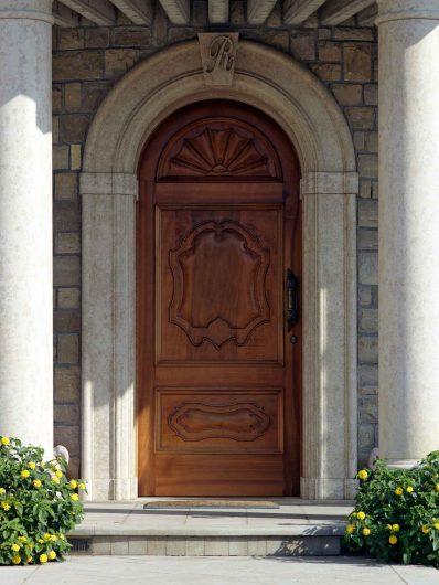 Portoncini d'ingresso, immagine f