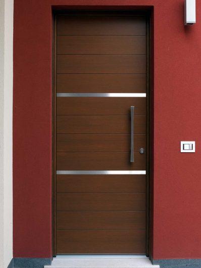 Portoncini d'ingresso, immagine sette