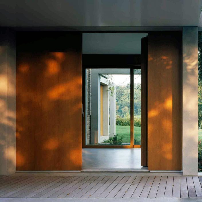 Cover image of the Entrance Doors section